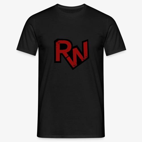 RedWater Logo - Männer T-Shirt