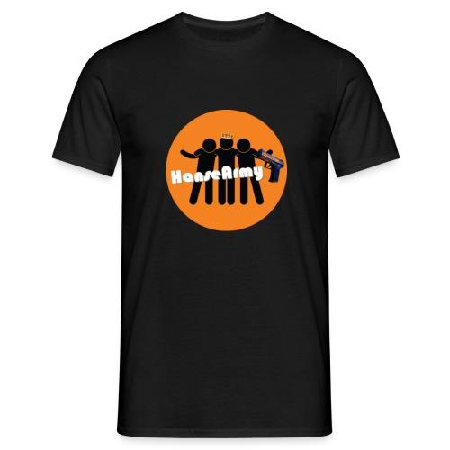 HanseArmy Shoppen - Herre-T-shirt