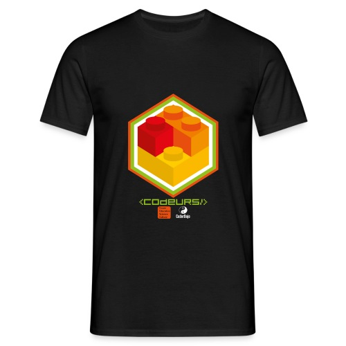 Esprit Club Brickodeurs - T-shirt Homme