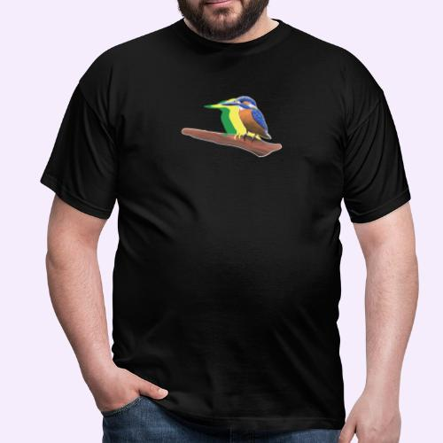 Eisvogel - Männer T-Shirt