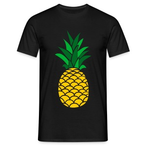 Colored Pineapple Clothing Collection - Men's T-Shirt