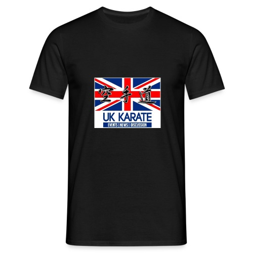 UKkarate - Men's T-Shirt