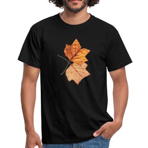 Blätter - Männer T-Shirt