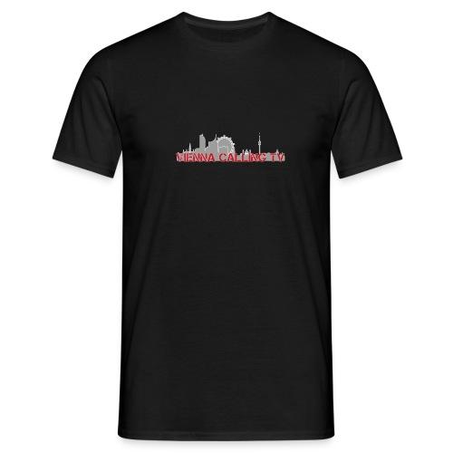 ViennaCaLLING TV - Männer T-Shirt