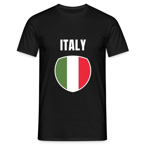 Pays Italie - T-shirt Homme