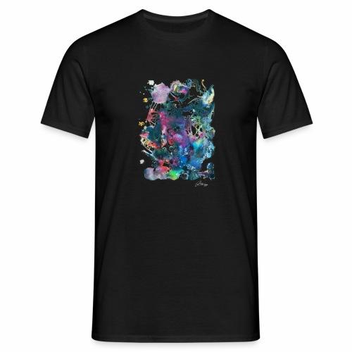 Monokel 2 - Männer T-Shirt