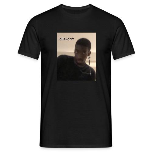 Olle-orm Tryck - T-shirt herr
