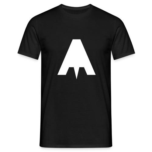 Grafisch Minimal A - Männer T-Shirt