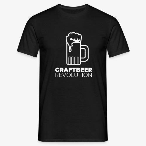 Craftbeer Revolution - Männer T-Shirt