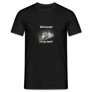 Searching For Hell Bag Black - Men's T-Shirt