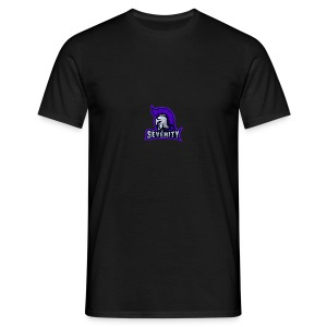 serverityggpnglogo-clothing - Men's T-Shirt
