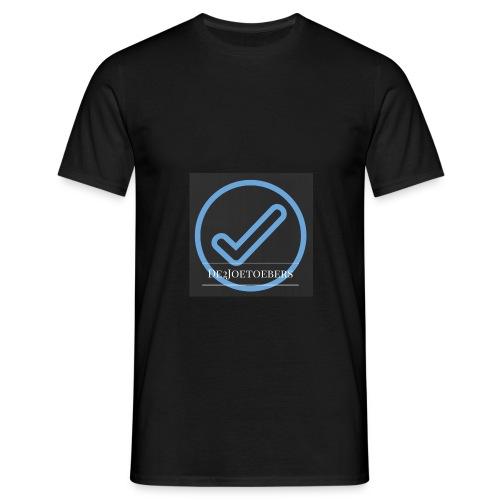 The2Joetoebers - Mannen T-shirt