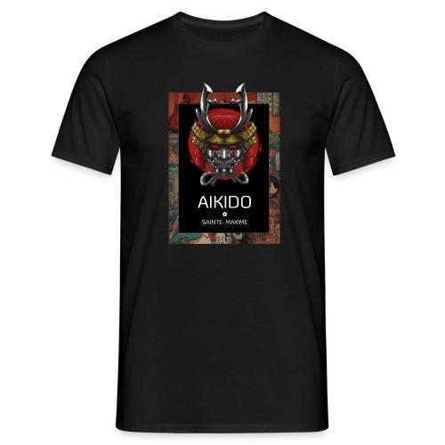 aikido sainte-maxime - T-shirt Homme