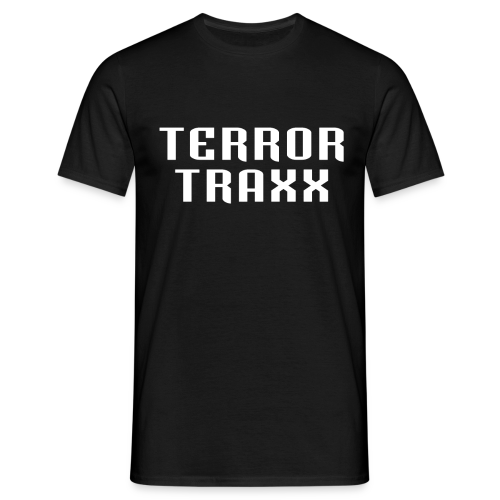 Terror Traxx - Men's T-Shirt