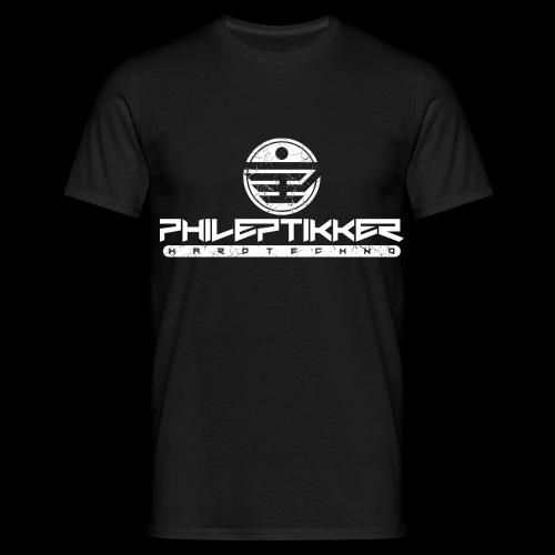 Phileptikker (black) - Männer T-Shirt