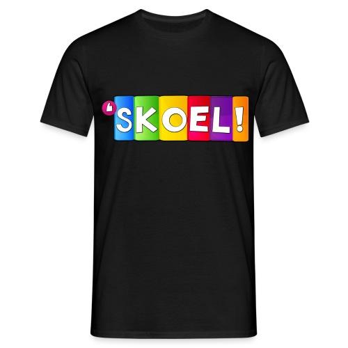 SKOEL merchandise - Mannen T-shirt