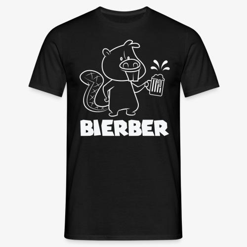 Bierber - Bieber Bier Shirt - Männer T-Shirt