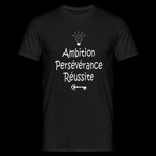 La clef de la réussite - T-shirt Homme