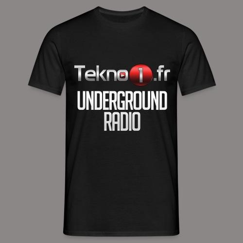logo tekno1 2000x2000 - T-shirt Homme