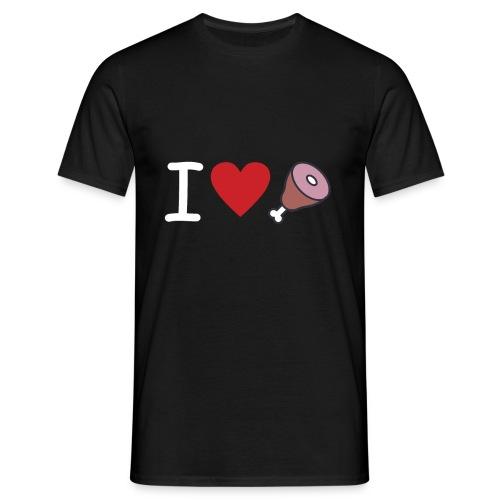 Amor de carne - Camiseta hombre