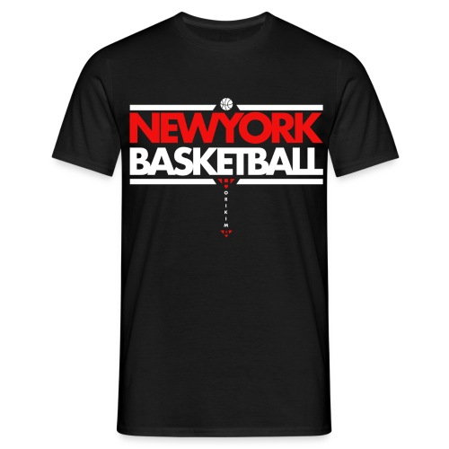 Horikima NY Basketball Men's T-Shirt - Männer T-Shirt