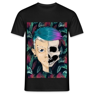 Skullboy - T-skjorte for menn