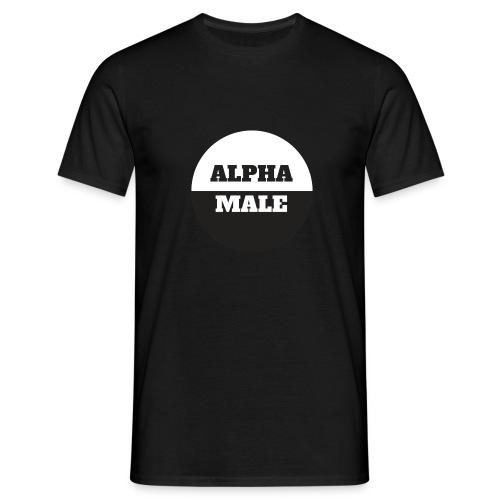 Alpha Male - Miesten t-paita