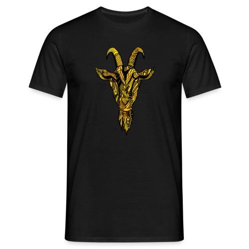 Geit - T-skjorte for menn