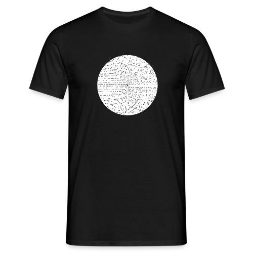 prime spiral - Men's T-Shirt