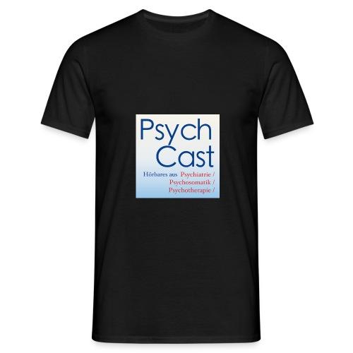 PsychCast - Männer T-Shirt