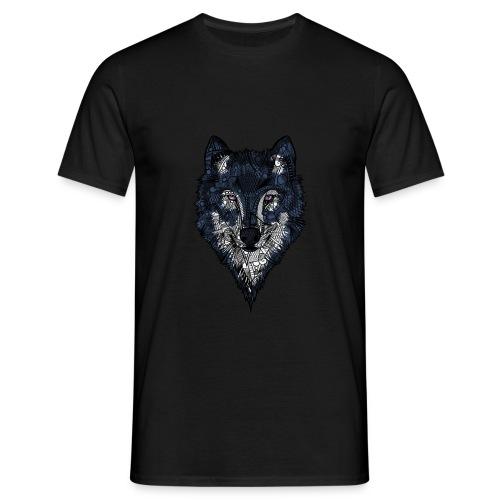 Ulv - T-skjorte for menn