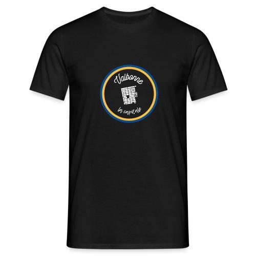 Valbonne la capitale - Le classique Blanc - T-shirt Homme