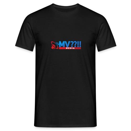 mv media - Miesten t-paita