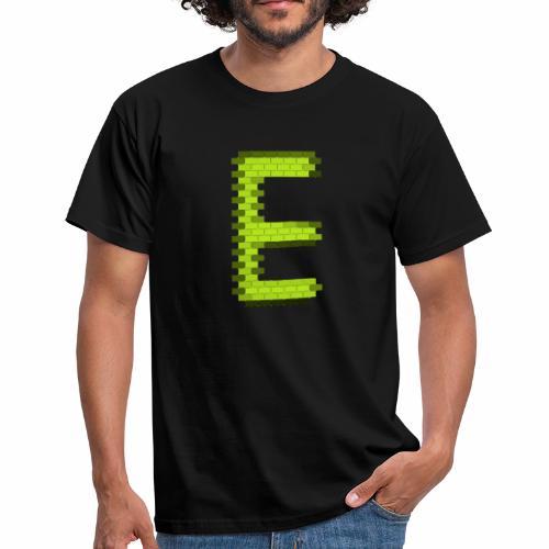 Elytroid logga - T-shirt herr