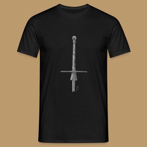 Feather Sword (Federschwert) - Men's T-Shirt