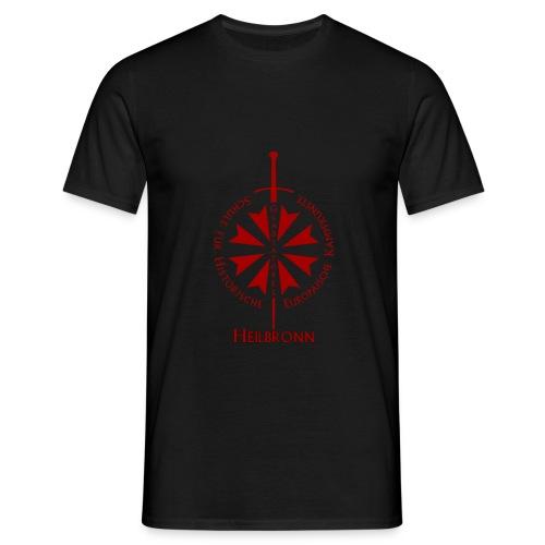 T shirt front Hn - Männer T-Shirt