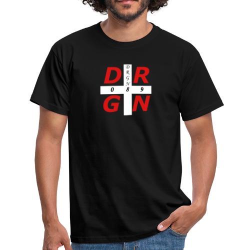 DRGN LOGO1 - Männer T-Shirt
