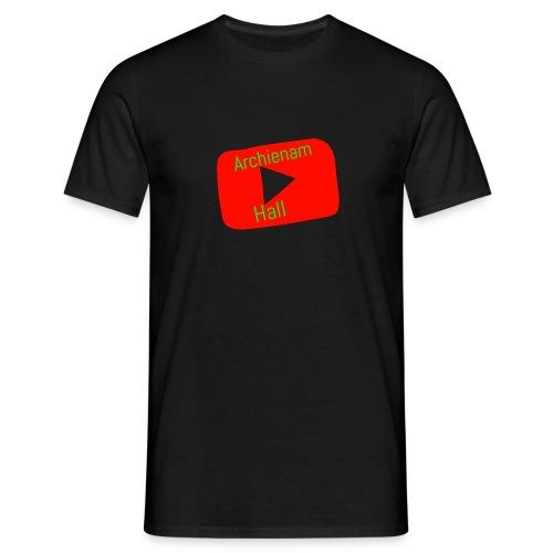 Archienam logo - Men's T-Shirt