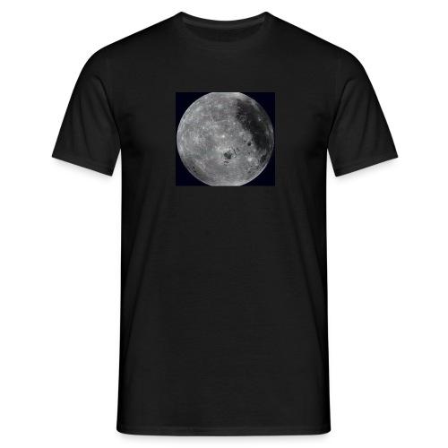 Moon face - Men's T-Shirt