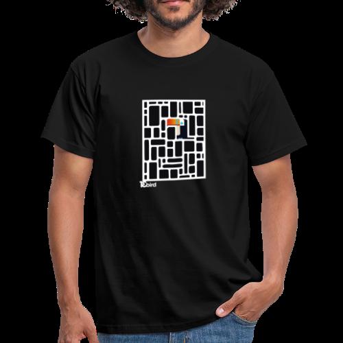 13 bird - Männer T-Shirt