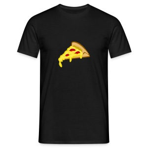 If it fits my macros Pizza - Mannen T-shirt