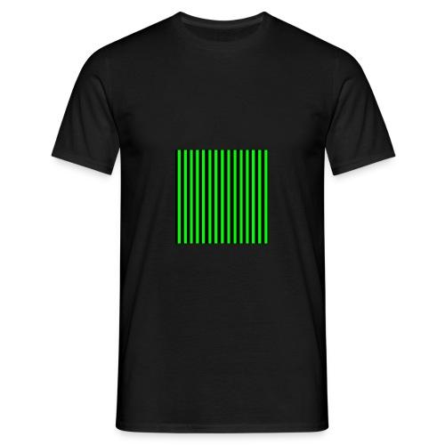 The henrymgreen Stripe Multi - Men's T-Shirt