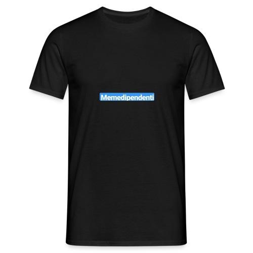 Meme Dipendenti (Blue Edition) - Maglietta da uomo