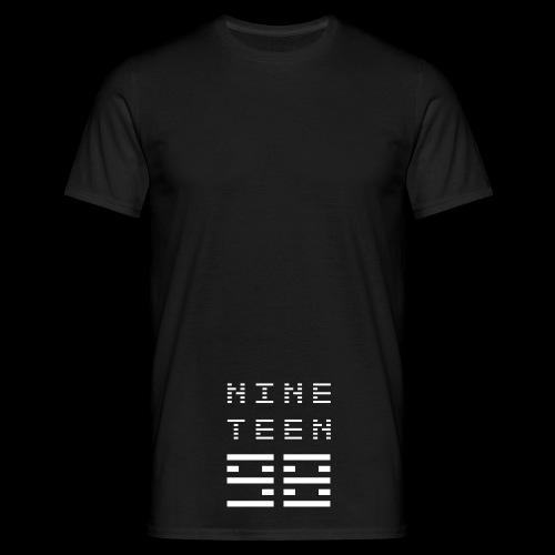 |98| - Männer T-Shirt