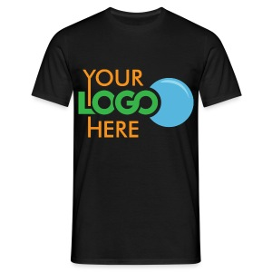 Your Logo Here - Men's T-Shirt