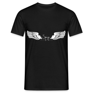 Seraph Wings white - T-shirt Homme