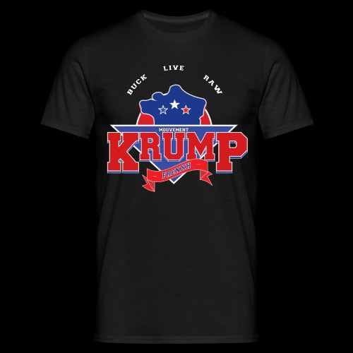 MVT KRUMP FRENXH ORIGINAL - T-shirt Homme