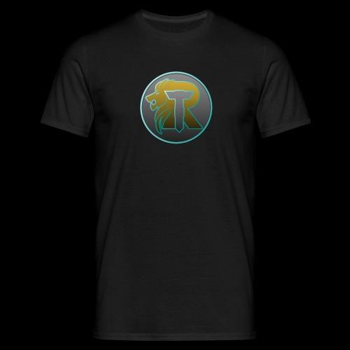 RT Logo - Men's T-Shirt