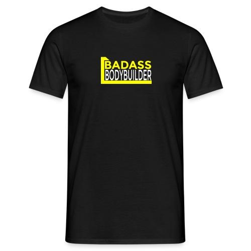 Badass Bodybuilder - Männer T-Shirt