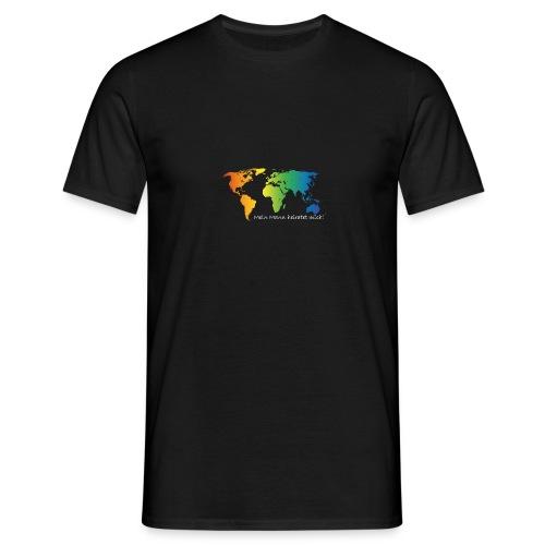 mein Mann heiratet mich - Männer T-Shirt